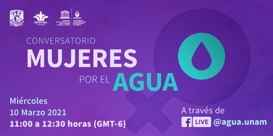 Conversatorio: Mujeres por el Agua