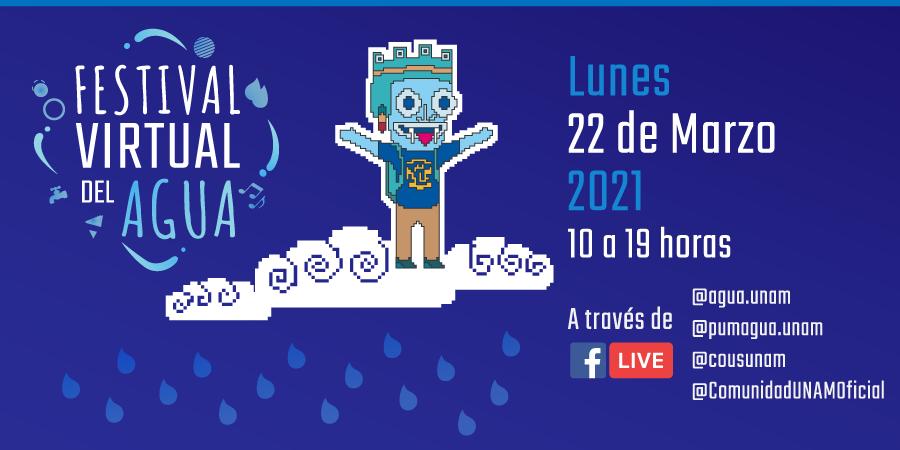 Festival Virtual del Agua