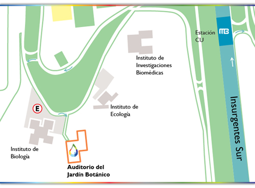 Iv encuentro universitario del agua raunam Jardin botanico de la unam